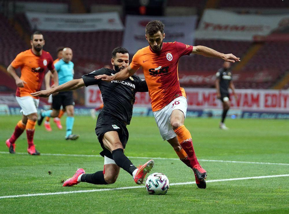 Galatasaray Yeni Malatyaspor Maç Özeti ve Golleri İzle | Maçı unutulmaz kareleri - Sayfa 1