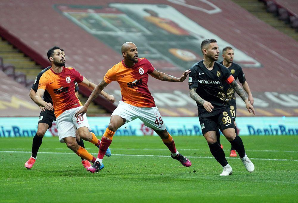 Galatasaray Yeni Malatyaspor Maç Özeti ve Golleri İzle | Maçı unutulmaz kareleri - Sayfa 3