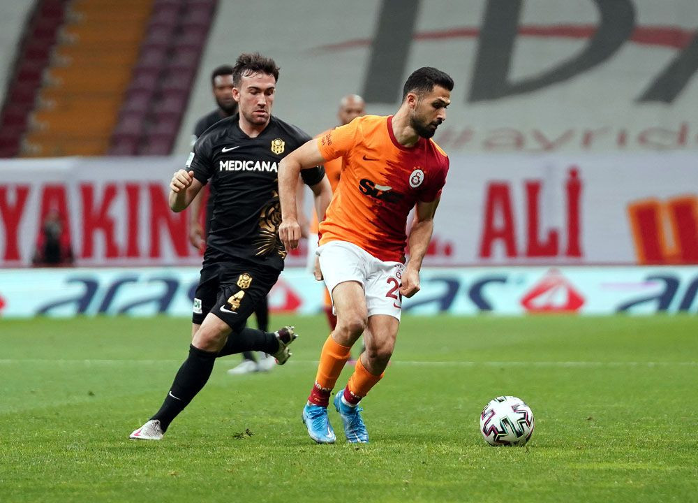 Galatasaray Yeni Malatyaspor Maç Özeti ve Golleri İzle | Maçı unutulmaz kareleri - Sayfa 2