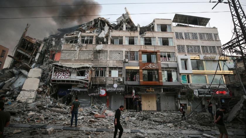İsrail'in kanlı terörü devam ediyor! Gazze'de şehit sayısı artıyor
