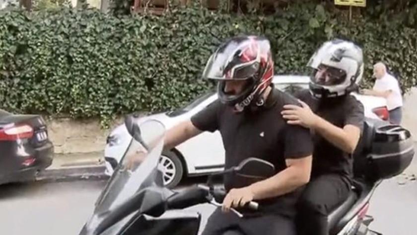 Evraklarını motosikletli kurye yetiştirmişti Beşiktaş'ı şampiyon yaptı