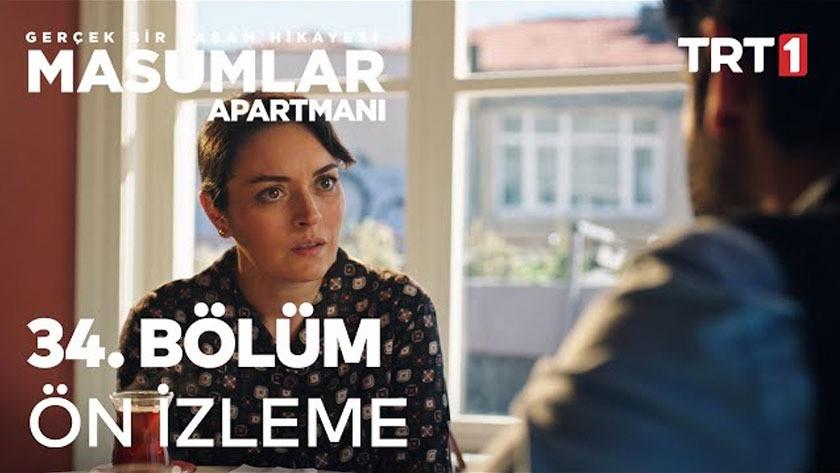 Masumlar Apartmanı 34.Bölüm izle