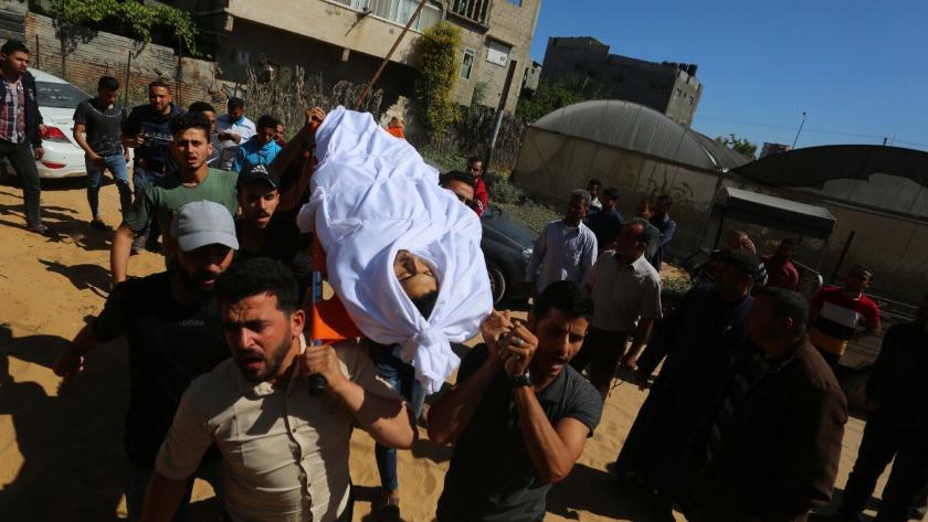Gazze'de hayatını kaybedenlerin sayısı 227'ye yükseldi