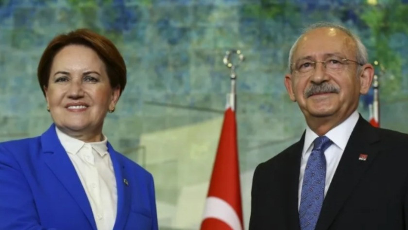 Kemal Kılıçdaroğlu'ndan Meral Akşener'e destek