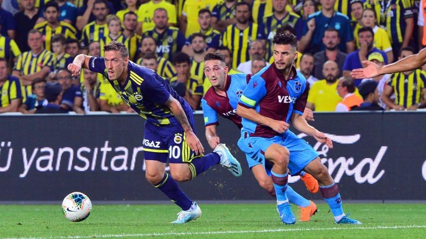 Trabzonspor'un kupa göndermesine Fenerbahçe'den cevap gecikmedi