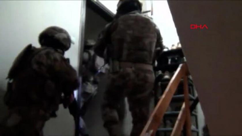 İstanbul ve Ankara'da PKK operasyonu