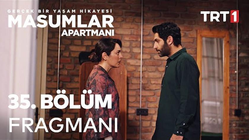 Masumlar Apartmanı 35.Bölüm Fragmanı izle