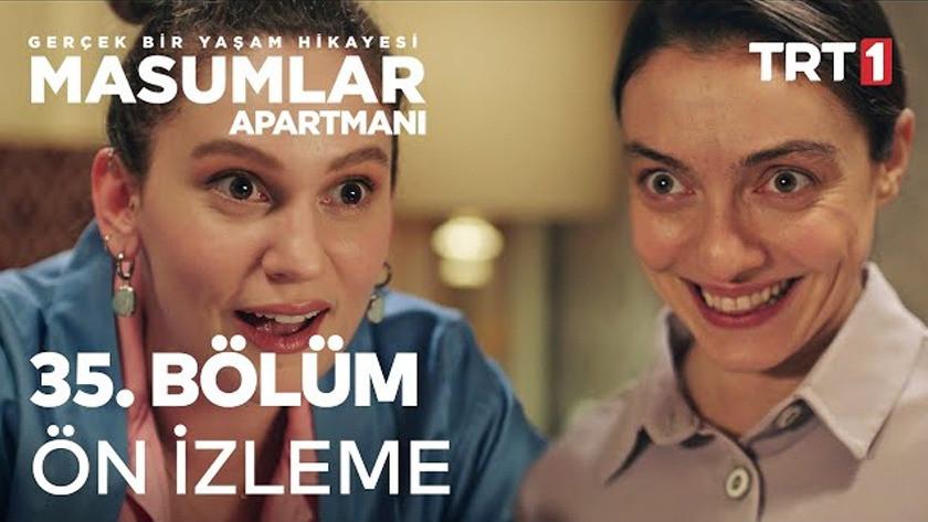 Masumlar Apartmanı 35.Bölüm izle