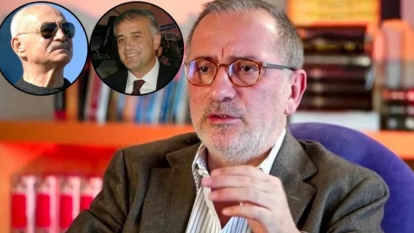 Ertuğrul Özkök, Soylu'ya soru soran gazetecileri savundu