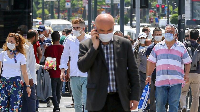 Prof.Dr. Necmi İlhan: Açık alanlarda maske zorunluluğu kalkabilir