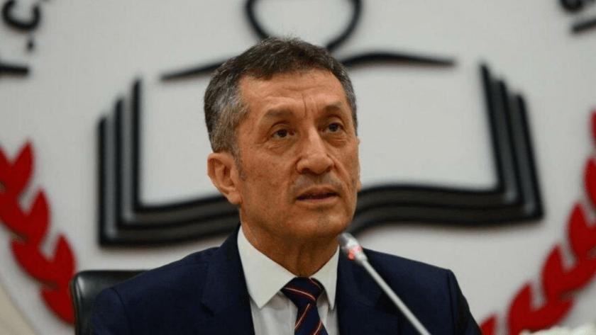 Milli eğitim bakanı  Ziya Selçuk yüz yüze eğitim takvimini açıkladı!