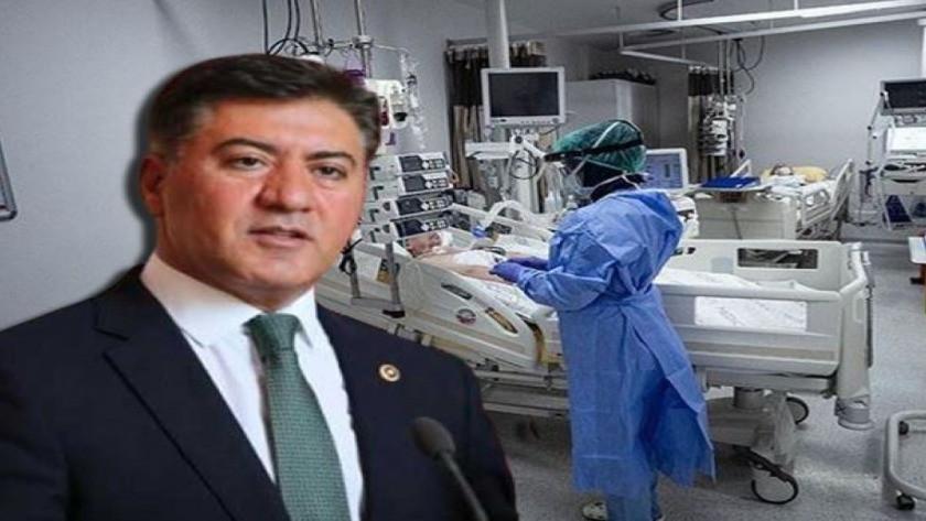 CHP'li Murat Emir: Korona hastalarına tarihi geçmiş ilaçlar veriliyor