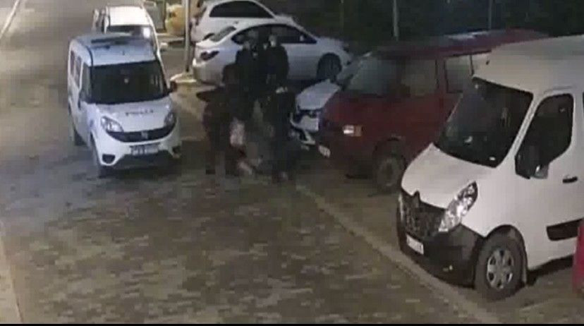5 polisin darp ettiği kadının ifadesi ortaya çıktı! Şoke eden tehdit - Sayfa 1