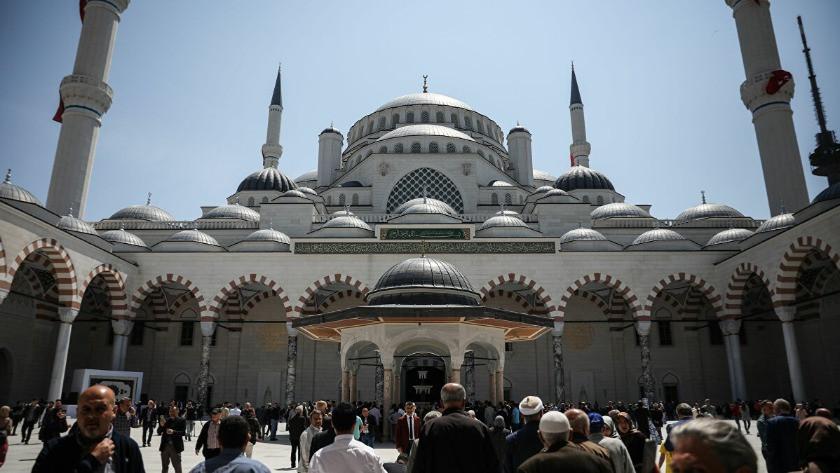 İBB'nin Çamlıca Tepesi'ne yapılan cami için harcadığı tutar belli oldu