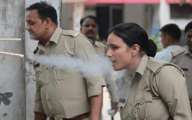Hindistan'da Covid-19'dan korunmak için yeni yöntem - Sayfa 1