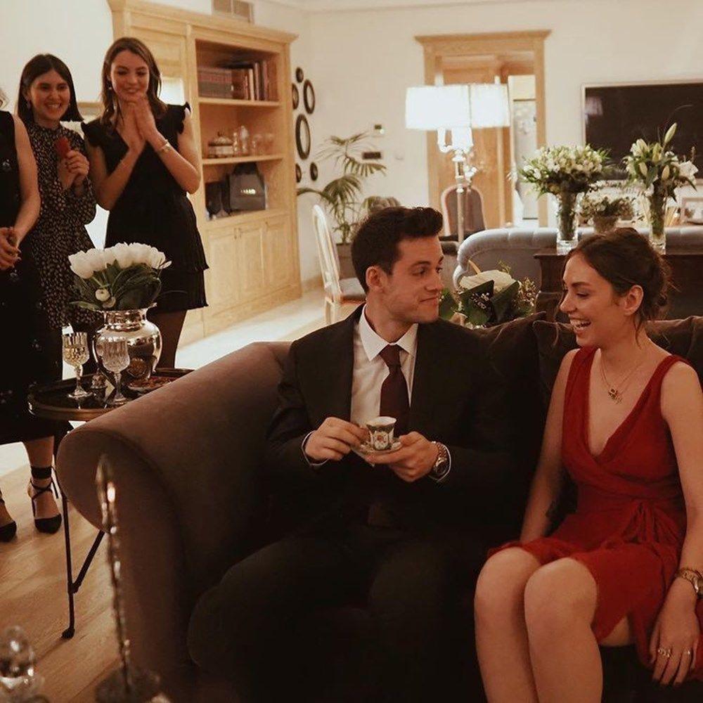 Youtuber Orkun Işıtmak ile Merve Yorgancılar  çifti dünya evine girdi! - Sayfa 4
