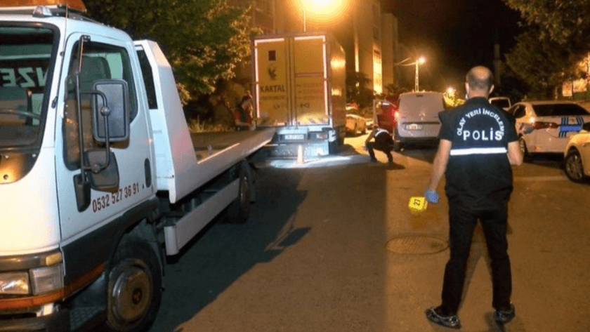 Maltepe'de kalaşnikoflu çatışma: 1'i ağır, 2 yaralı var