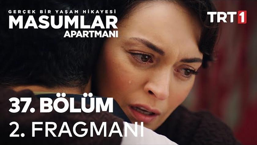 Masumlar Apartmanı 37.Bölüm 2. Fragmanı izle (Sezon Finali)