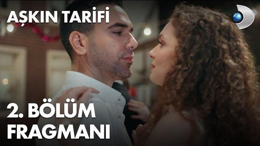 Aşkın Tarifi 2.Bölüm Fragmanı izle