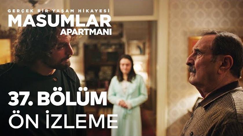 Masumlar Apartmanı 37.Bölüm Önizleme (Sezon Finali)