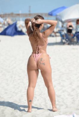 Fenomen Victoria Banx minik bikinisiyle  şov yaptı! - Sayfa 3