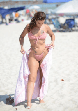 Fenomen Victoria Banx minik bikinisiyle  şov yaptı! - Sayfa 4