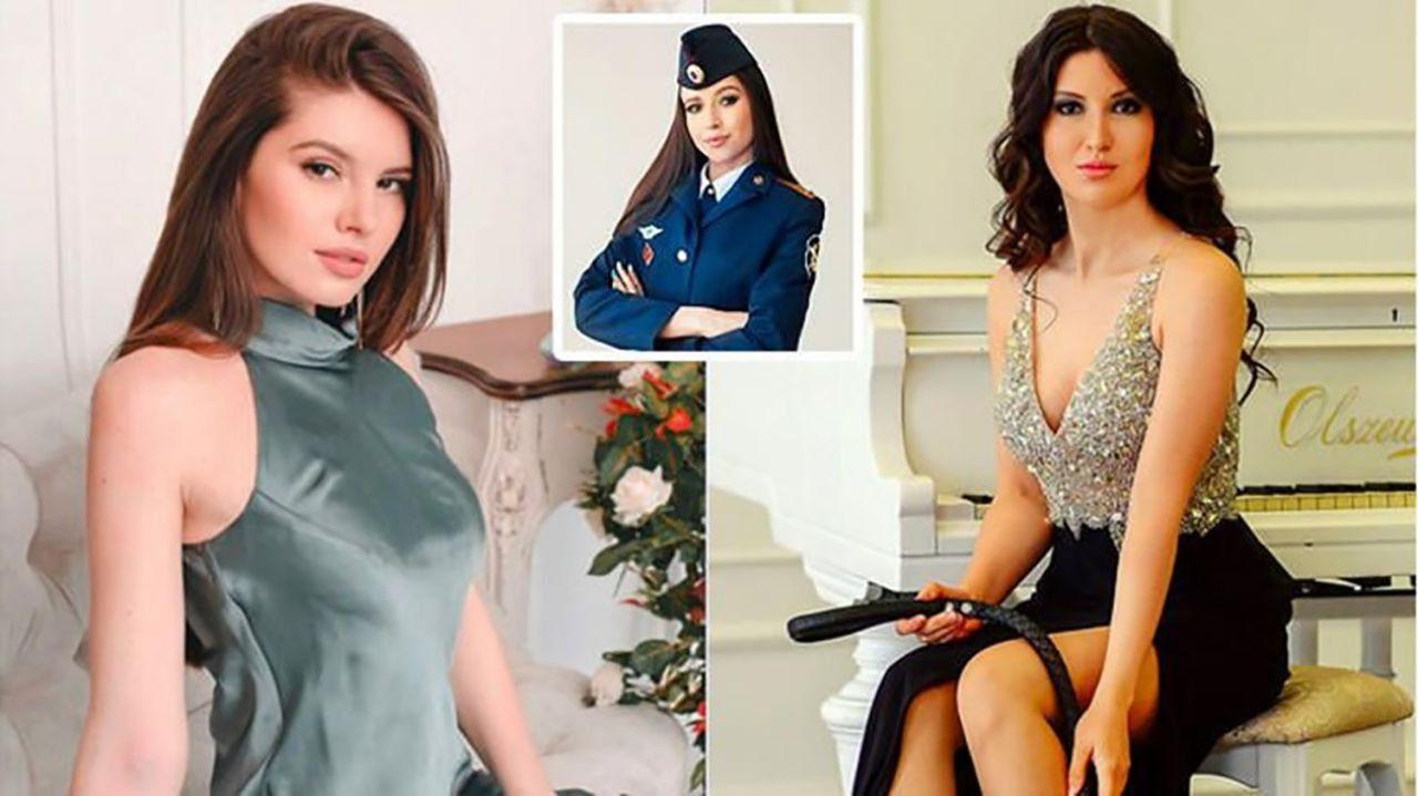Kadın gardiyanların güzellik yarışması ile formaların altındaki güzelikleri nefes kesti! - Sayfa 2