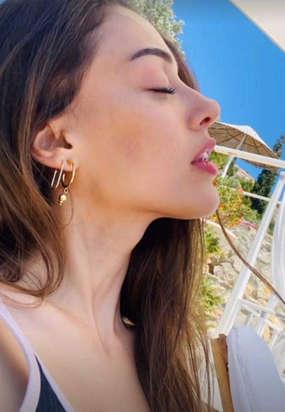 Dilan Çiçek Deniz  Marmariste sezonu açtı! - Sayfa 4