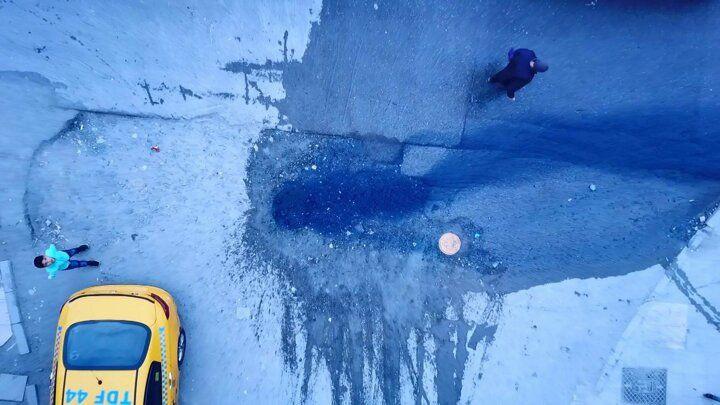 İstanbul Esenyurt'ta rögarlardan mavi sular fışkırdı! - Sayfa 1