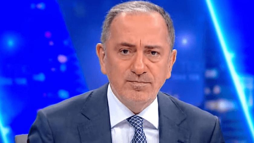 """Gazeteci Fatih Altaylı Teke Tek'i """"Bu bir veda programı"""" dır."""
