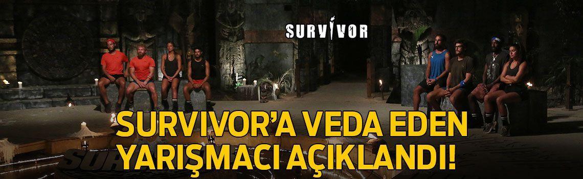 Hangi iddialı yarışmacı Survivor 2021 'e  veda etti? - Sayfa 1