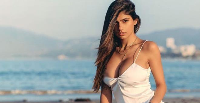 Cinsel içerikli film starlarından Mia Khalifa'nın attığı tweet ile  İsrail destekçilerini çıldırttı! - Sayfa 2