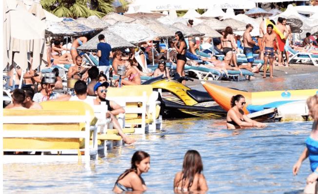 Tatilcilerde Marmara'da müsilaj paniği oluştu! - Sayfa 1