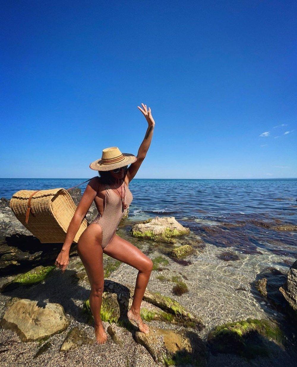 Ünlülerin tatil bu haftaki tatil pozları (30 Mayıs-11 Haziran 2021) - Sayfa 2