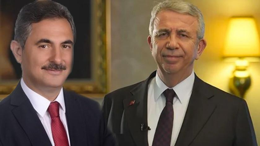 Mansur Yavaş'a Mamak Belediye Başkanı Murat Köse'den sert tepki!