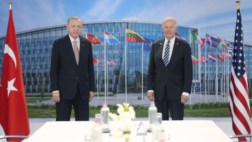 Erdoğan ile görüşen Biden'dan ilk değerlendirme: Çok iyi bir görüşme
