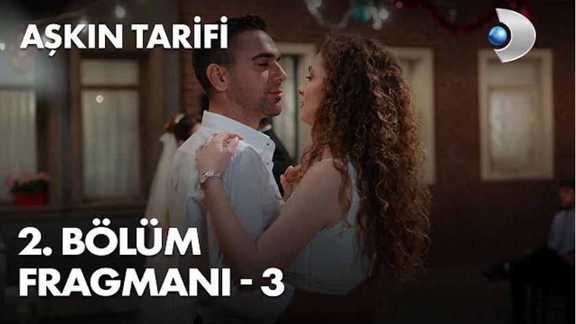Aşkın Tarifi 2.Bölüm 3. Fragmanı izle