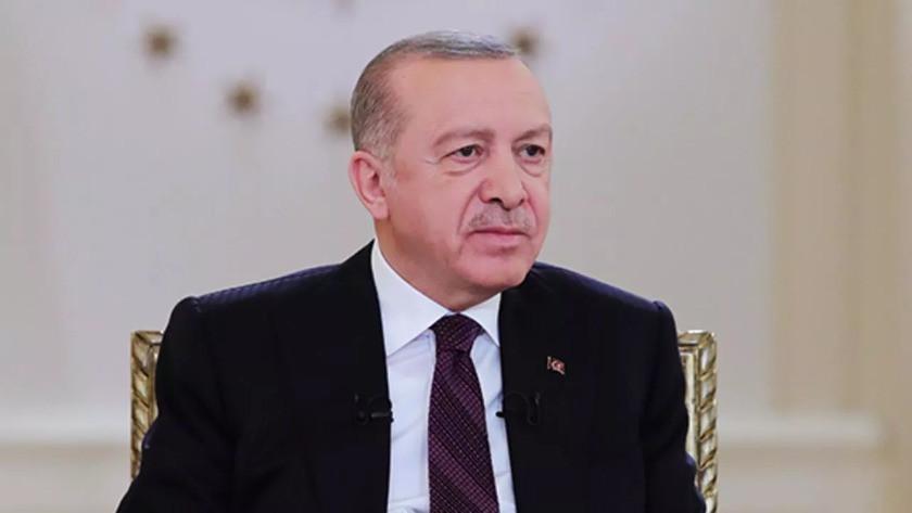 Erdoğan'dan gazeteciye maske tepkisi: Çıkar şunu!