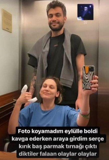 Ünlü oyuncu Farah Zeynep Abdullah hastanelik oldu! - Sayfa 1