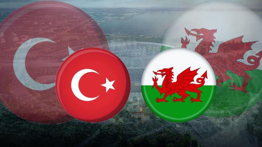 Türkiye-Galler maçı ne zaman, saat kaçta, hangi kanalda?