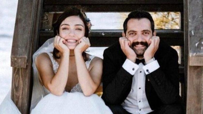 Masumlar Apartmanı dizisinin Gülben'i Merve Dizdar boşanıyor!