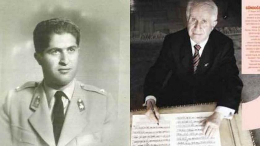 Türk Sanat Müziği'nin ünlü bestekârı Gündoğdu Duran hayatını kaybetti