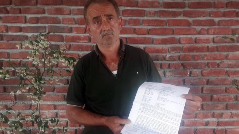 Ekonomiyi eleştiren Erdoğan'ın köylüsü gözaltına alındı!