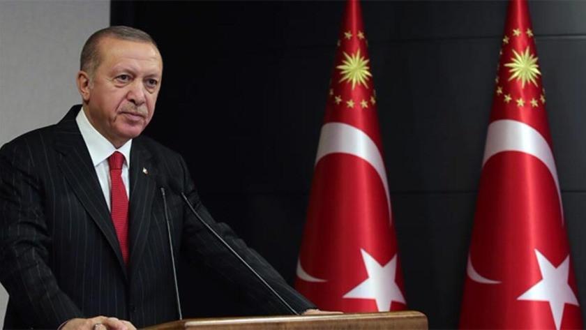 Cumhurbaşkanı Erdoğan'dan Avrupa Birliği açıklaması