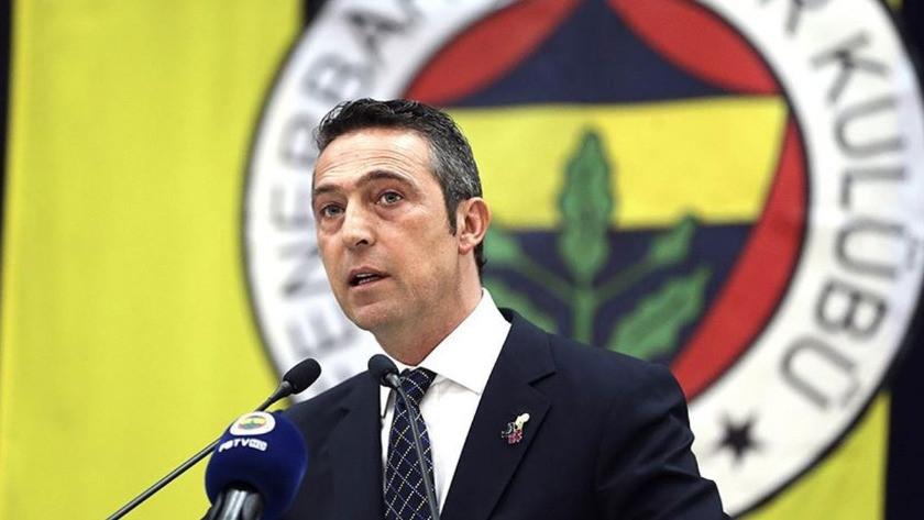 Ali Koç'tan teknik direktör itirafı!