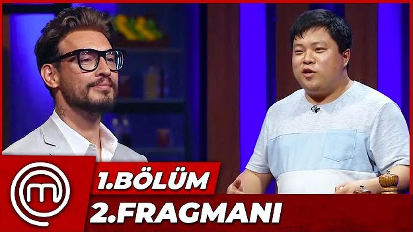 MasterChef Türkiye 2021 1.Bölüm 3. Fragmanı İzle