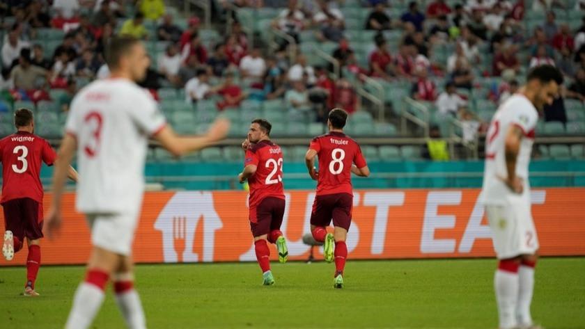 Milli Takım EURO 2020'ye veda etti