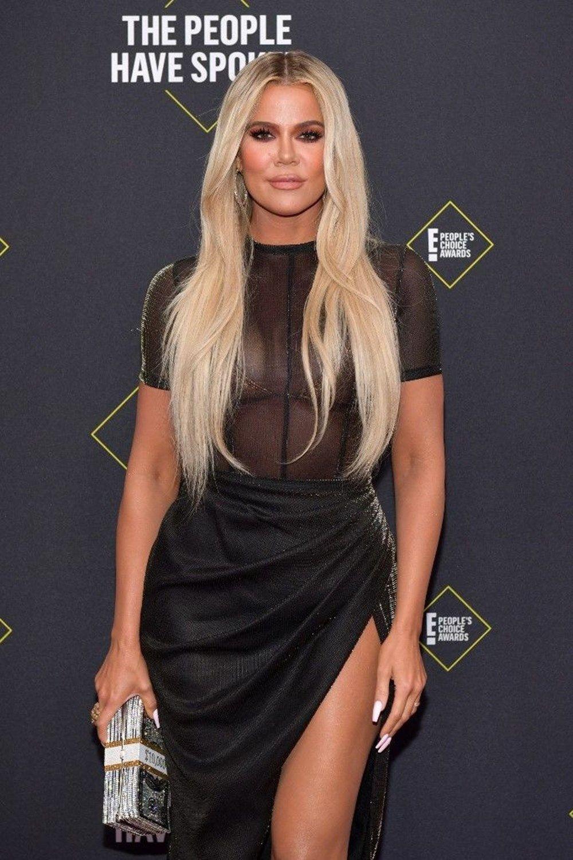 Khloe Kardashian'dan  estetik itirafında bulundu! - Sayfa 2