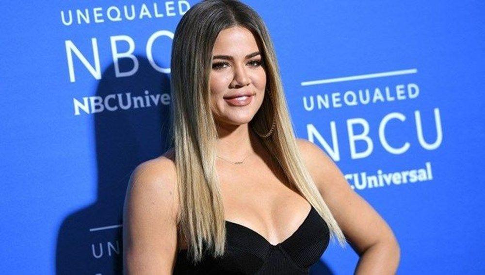 Khloe Kardashian'dan  estetik itirafında bulundu! - Sayfa 3
