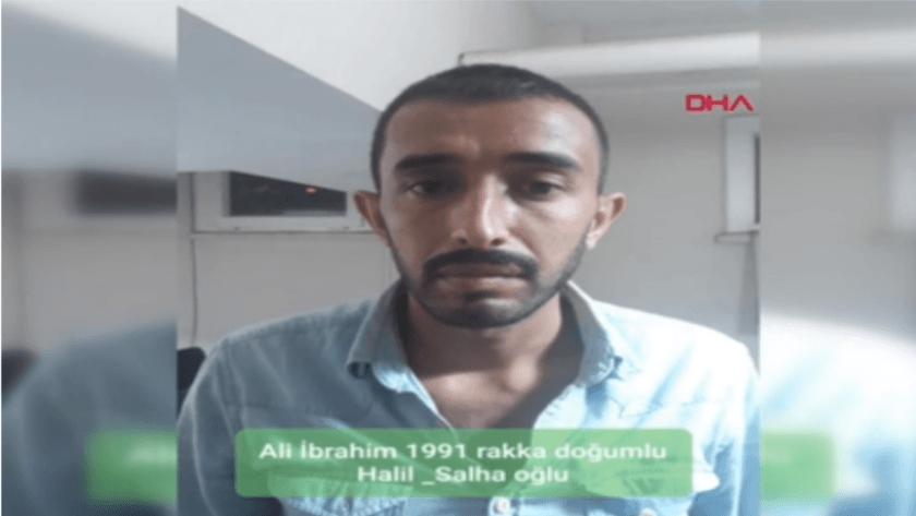 Mardin'de Bombalı eylem hazırlığındaki terörist yakalandı!